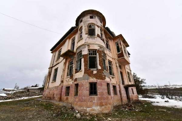 Ankara Büyükşehir Belediyesi Hallaçlı Mehmet Ağa Konağı'nı restore edecek