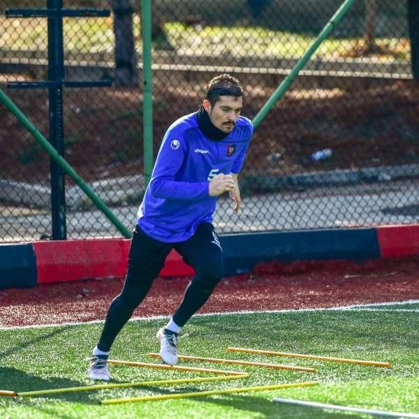 Uşakspor, Ankara Demirspor maçı hazırlıklarını devam ettirdi