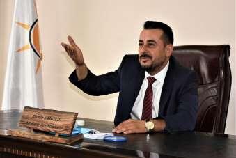 AK Parti Edremit İlçe Başkanı Ekrem Umutlu:
