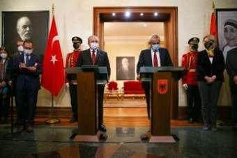 TBMM Başkanı Şentop: 'Türkiye'de FETÖ terör örgütü büyük ölçüde tasfiye edilmişt