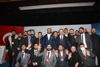 AK Parti Hakkari Gençlik Kolları Başkanı Beyter yeniden seçildi