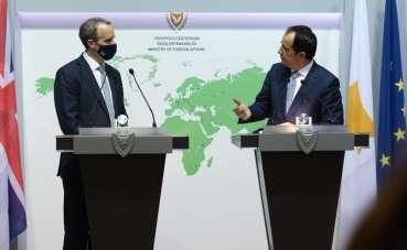 İngiltere Dışişleri Bakanı Raab: 'Kıbrıs sorunun çözülmesine yardımcı olmada rol