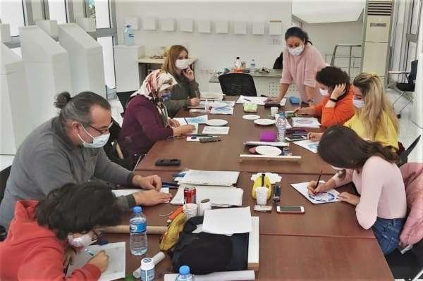 Süleymanpaşa Belediyesi eğitimlere yeniden başladı