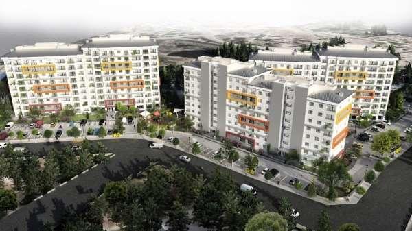 Ankara Büyükşehir Belediyesi Mamak'ta 4 bin 777 konut yapacak