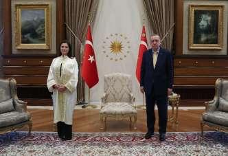 Cumhurbaşkanı Erdoğan, rektörleri kabul etti