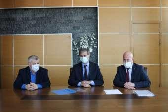 Serdivan Belediyesi toplu iş sözleşmesi imzalandı