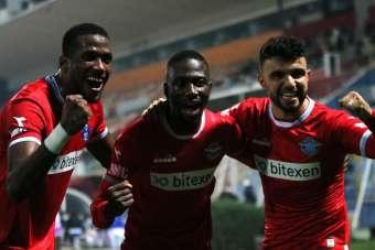 TFF 1 Lig: Adana Demirspor: 2 - Ankaraspor: 0
