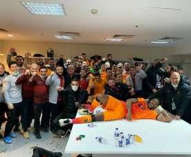 Galatasaray'dan Kadıköy hatırası paylaşımı