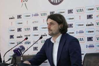 Mehmet Ak: 'Biz iyi bir takımız'