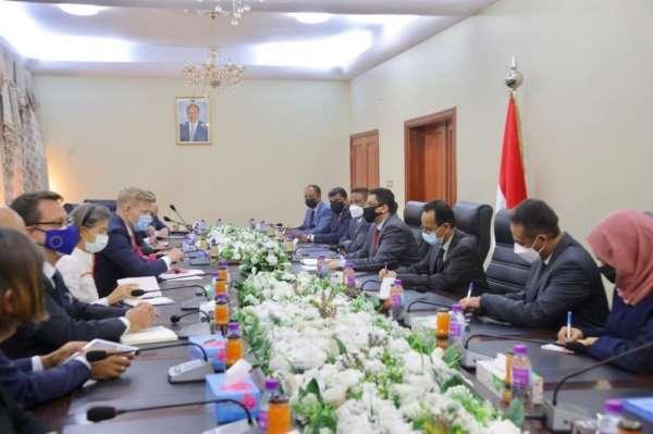 AB heyeti, Yemen'de yeni hükümete verdiği desteği teyit etti