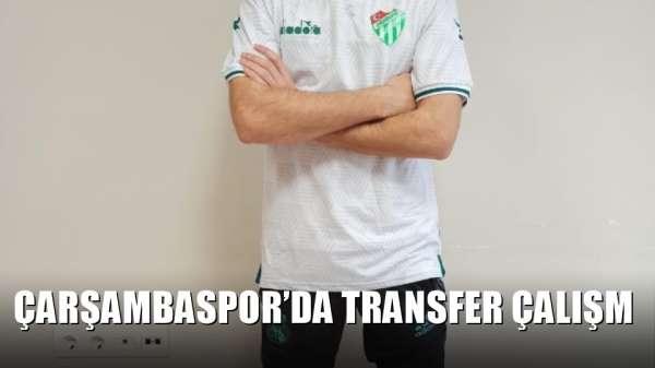 Çarşambaspor'da transfer çalışmaları