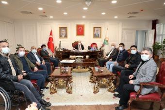 Başkan Demirtaş: 'Tüm şehri kucaklıyoruz'