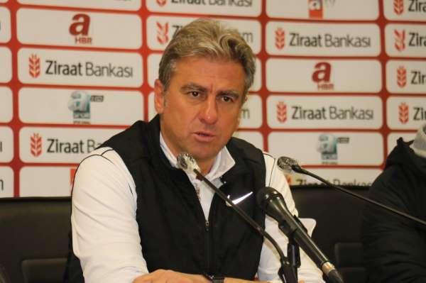 Hamza Hamzaoğlu: 'Futbolda bazen kazandık derken, kaybedebiliyorsunuz'