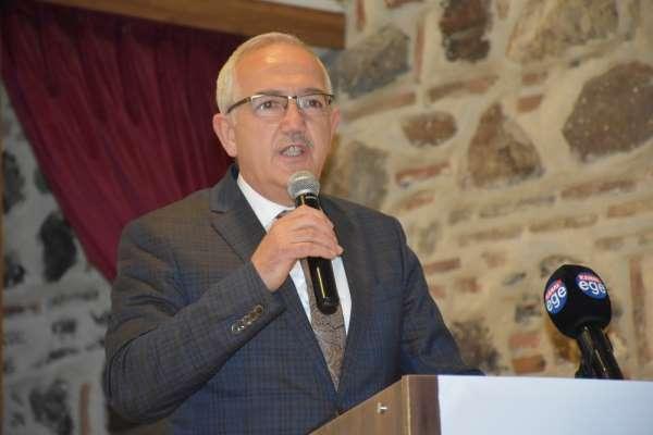 AK Parti'li Bilen: 'Kentsel dönüşüm projesi Manisa için hayati, aynı zamanda tar
