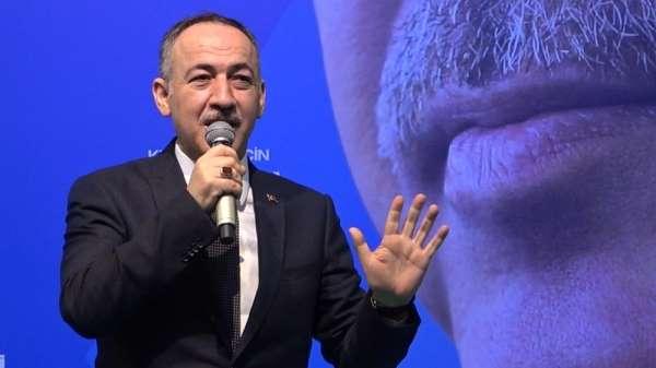 Başkan Saygılı: 'Cumhur İttifakı sayısız fitnelerle uğraşıyor'