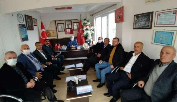 MHP'de başkanlar istişare toplantısı gerçekleştirildi
