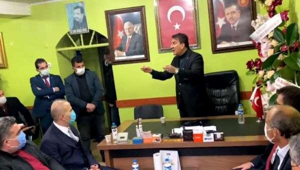 Aydemir: Dadaşlar Cumhurbaşkanımıza vefada tek yürek