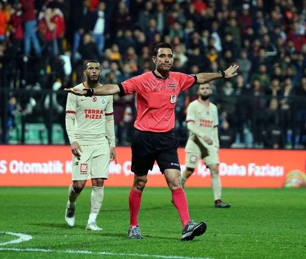 Denizlispor - Hatayspor maçında Koray Gençerler düdük çalacak