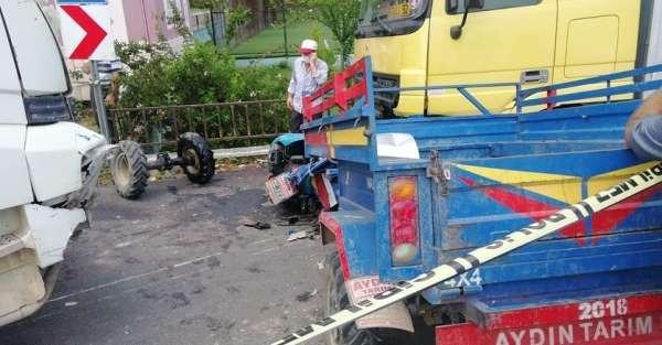 Ordu'da meydana gelen iki ayrı kazada 2 kişi öldü, 5 kişi yaralandı