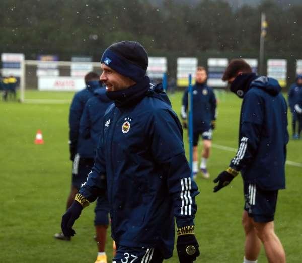Fenerbahçe'de MKE Ankaragücü hazırlıkları sürüyor