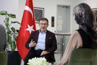 Eyüpsultan Belediye Başkanı Köken: '7 yeni okulun 2'sinin inşaatı başladı'