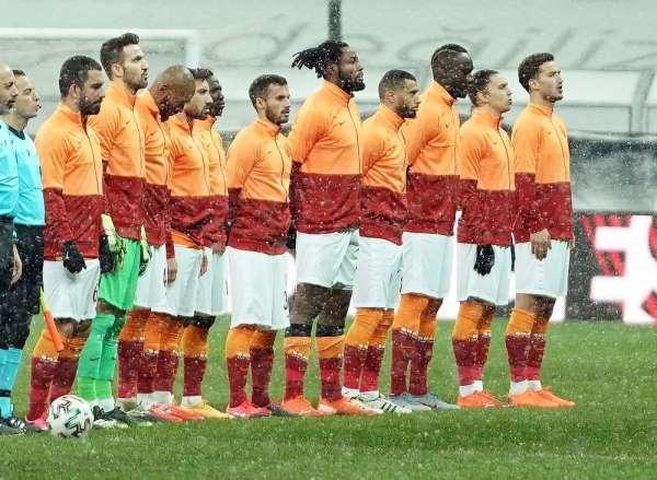 Galatasaray 6 maçtır Beşiktaş'ı deplasmanda yenemiyor