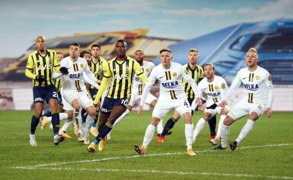 Süper Lig: Fenerbahçe: 0 - MKE Ankaragücü: 0 (Maç devam ediyor)