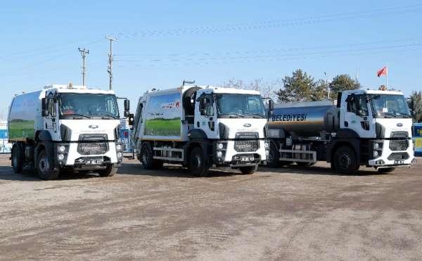 Aksaray Belediyesine 2 milyon 500 bin liralık hibe desteği