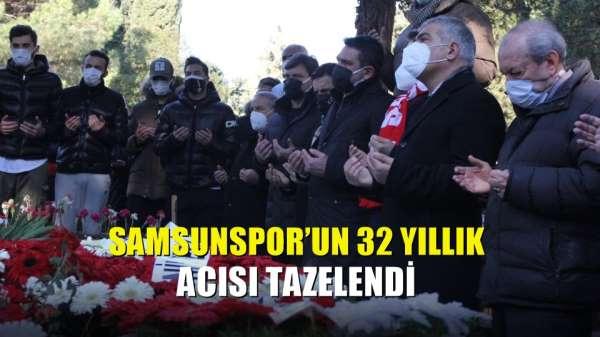 Samsunspor'un 32 yıllık acısı tazelendi