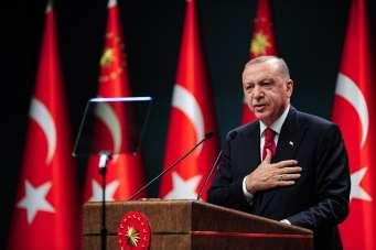 Cumhurbaşkanı Erdoğan: 'BM tarihinde ilk defa ülkemizden bir isim, uzun yıllar M