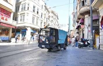 Yerli ve milli araçlarla Beyoğlu Belediyesi 10 milyon TL tasarruf etti