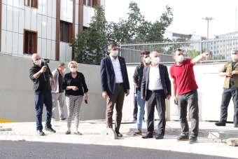 Kartal Belediye Başkanı Gökhan Yüksel'den Cevizli'ye 'Yağmur Suyu Kanalı' müjdes