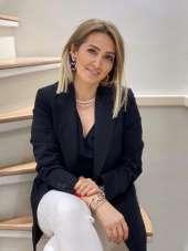 Eda Çetin'den genç sporculara destek