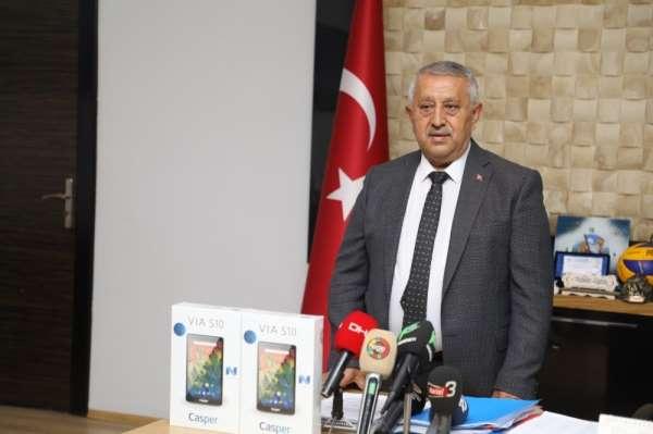 Başkan Zeybek'ten istifa eden AK Parti Afyonkarahisar İl Başkanı ile ilgili ilk