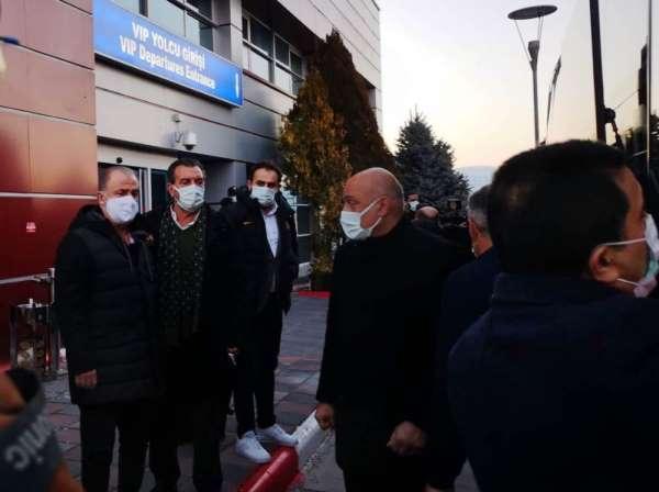 Galatasaray 12 gün sonra yeniden Malatya'da