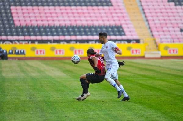 TFF 1. Lig: Eskişehirspor: 0 - Ankaraspor: 0