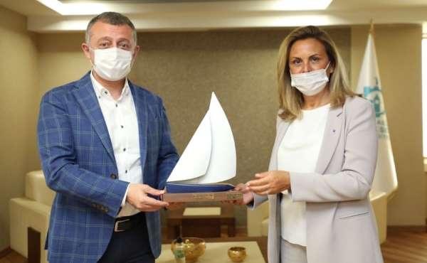 Büyükakın: 'Yelken sporunda Kocaeli çok önemli bir merkez olacak'
