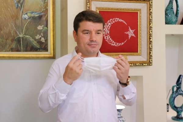 Aksaray Belediyesinden 'Tak maskeni tak' rap klibi
