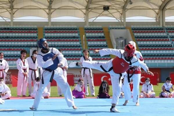 Aksaray'da 27 bin lisanslı sporcu ve 45 antrenör var