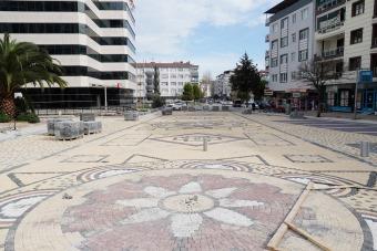 Atakum Belediyesi'nden sanatsal dokunuş