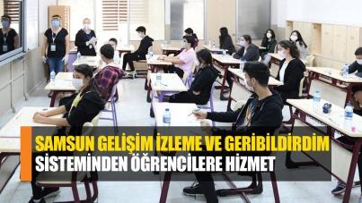 Samsun'da öğrencilerin gelişimleri GİS projesi ile takip ediliyor