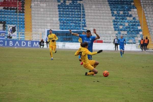 Süper Lig: BB Erzurumspor: 1 - MKE Ankaragücü: 0 (Maç sonucu)