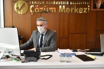 Samsun Büyükşehir'e göre vatandaş memnun